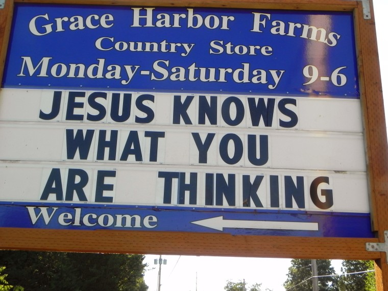 Jesus Knows
