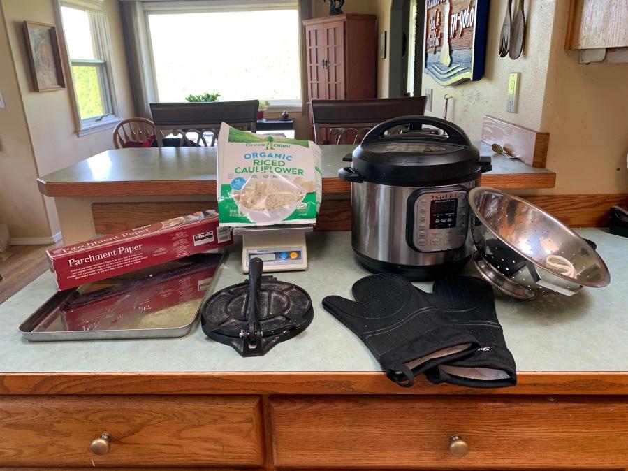 Tortilla Equipment